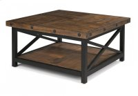 Carpenter Square Coffee Table Product Image