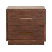 Woodrow 2-Drawer Nightstand Product Image