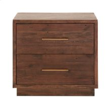 Woodrow 2-Drawer Nightstand