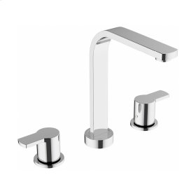 Wisp Widespread Lavatory Faucet - Polished Chrome