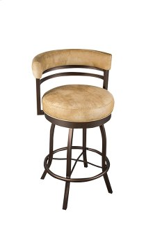 Atlanta B503H26S Swivel Back No Arms Bar Stool