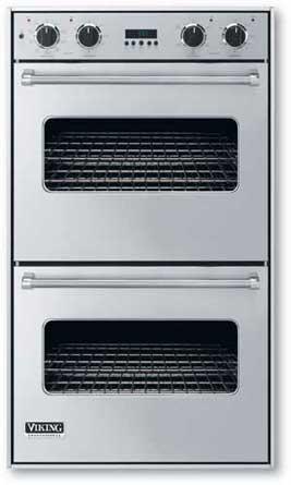 """Graphite Gray 27"""" Double Electric Premiere Oven - VEDO (27"""" Double Electric Premiere Oven)"""