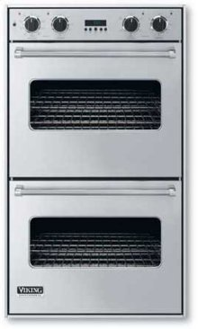 "Cotton White 30"" Double Electric Premiere Oven - VEDO (30"" Double Electric Premiere Oven)"