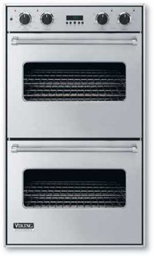 "Oyster Gray 27"" Double Electric Premiere Oven - VEDO (27"" Double Electric Premiere Oven)"