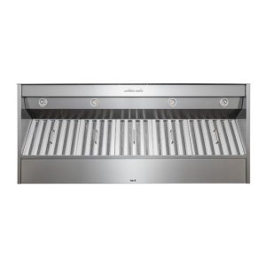 "Best60"" Stainless Steel Built-In Range Hood for use with External Blower Options"