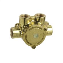Rough, In-Line Pressure Balace Valve