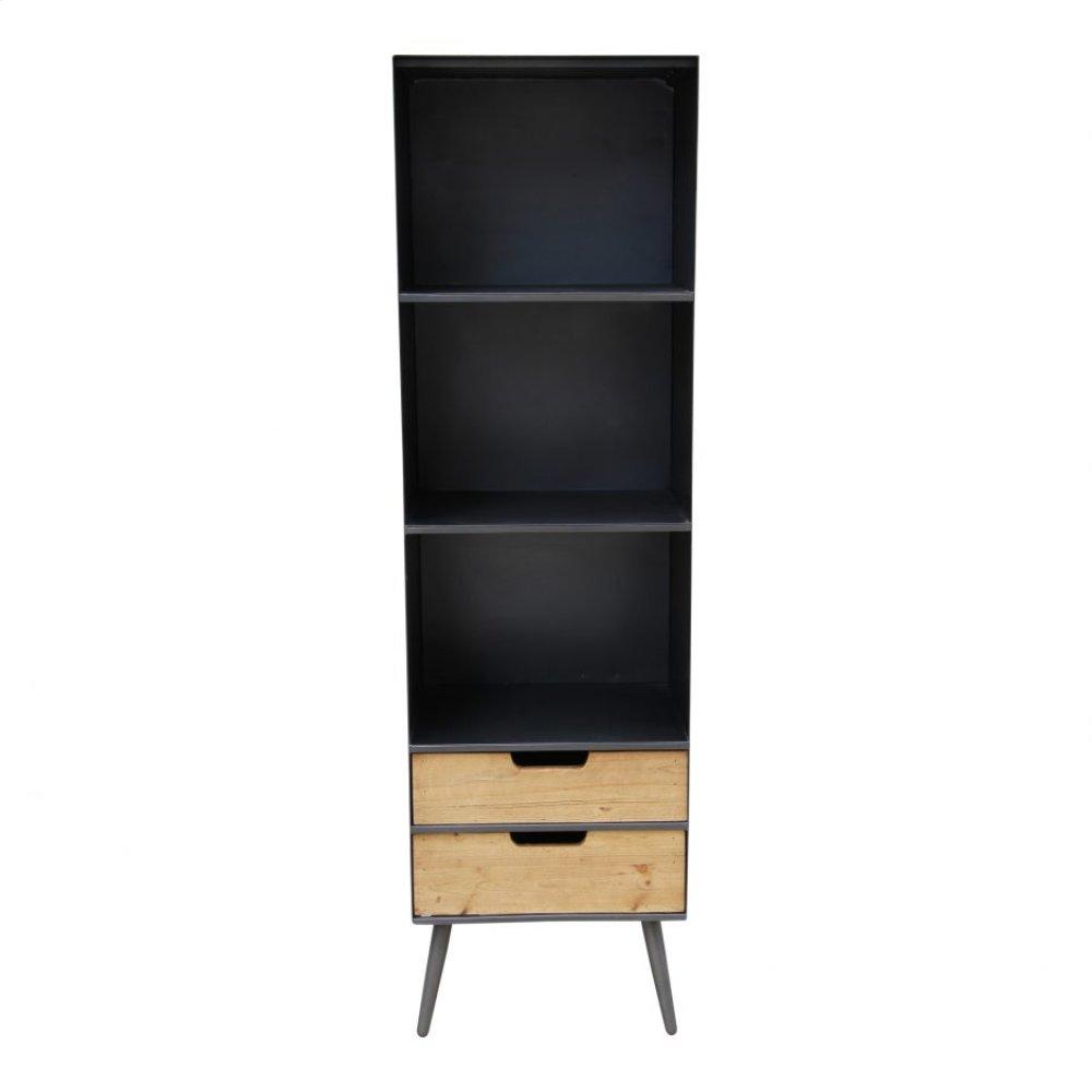 Milner Three Level Bookshelf