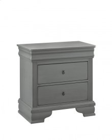 Night Stand - 2 Drawers