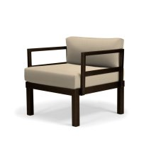 Ashbee Sectional Cushion Arm Chair