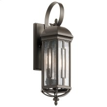 Galemore Collection Galemore 2 Light Outdoor Wall Lantern in OZ