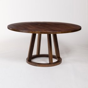 """Mendocino 84"""" Round Dining Table"""
