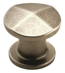 Vasari(tm) 1-1/4in(32mm) Dia Knob