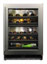 Signature 24-inch Dual-zone Outdoor Wine Chiller