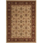 "PERSIAN CROWN PC001 CREAM RECTANGLE RUG Available in Sizes: 1'.11""X 2'.1"",   2'.2""X 7'.6"",  3'.9""X 5'.9"",  5'.3""X 7'.4"",  7'.8""X 10'.5"",  9'.3""X 12'.9"" Product Image"