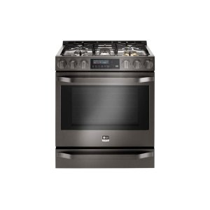 LG AppliancesLG STUDIO 6.3 cu. ft. Smart wi-fi Enabled Gas Slide-in Range with ProBake Convection(R)