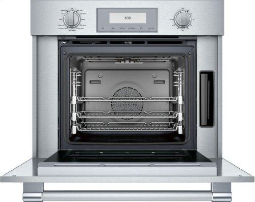 30-Inch Professional Single Steam Oven