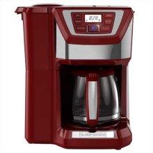 12-Cup Mill+Brew Coffee Maker