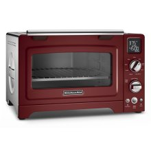 "12"" Convection Digital Countertop Oven - Gloss Cinnamon"