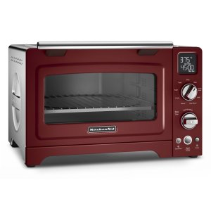 "Kitchenaid12"" Convection Digital Countertop Oven - Gloss Cinnamon"