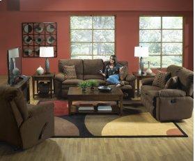 Power Reclining Sofa - Cafe