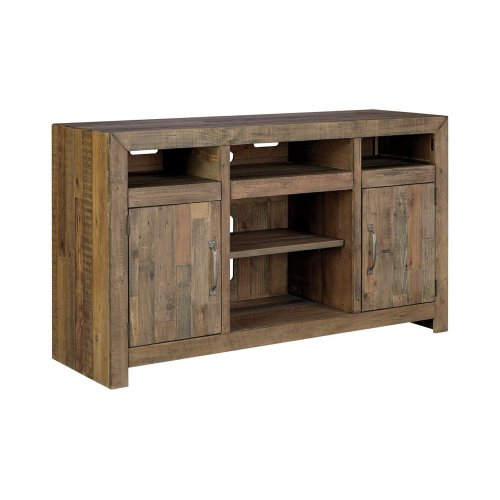 Sommerford LG TV Stand w/Fireplace Option