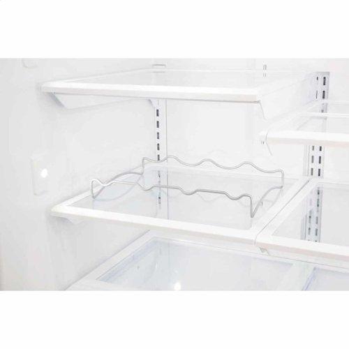 "Marvel Professional 36"" French Door Refrigerator with Bottom Freezer"