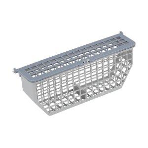 Dishwasher Silverware Basket, White -