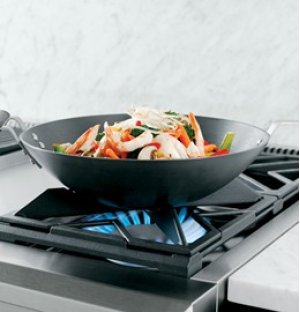 "36"" Professional Gas Cooktop with 6 Burners"