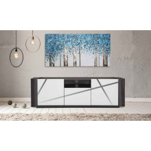 Contemporary Design TV Stand