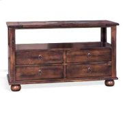 Santa Fe Sofa Table w/ Drawers Product Image