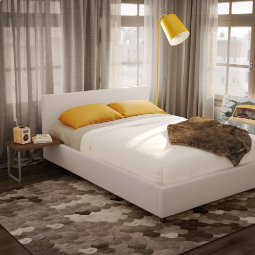 Muro Upholstered Bed - Queen