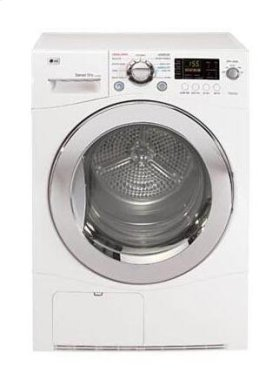 "24"" Compact Ventless Electric Front Load Dryer"
