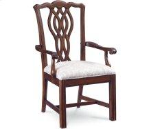 Tate Street Arm Chair (Quincy Cherry)