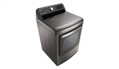 7.3 cu. ft. Ultra Large Capacity Electric Dryer with Sensor Dry Technology