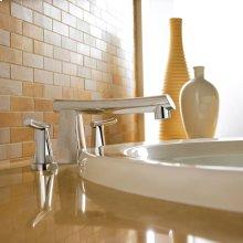 Green Tea Deck-Mount Bathtub Faucet - Polished Chrome