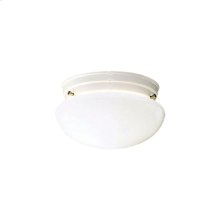 Ceiling Space Collection Ceiling Space 2 Light Flush Mount Ceiling Light WH