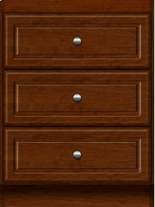Montlake 32 in. drawer bank