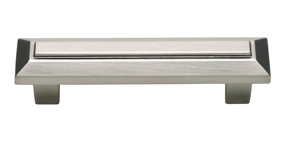 Trocadero Pull 3 Inch (c-c) - Brushed Nickel