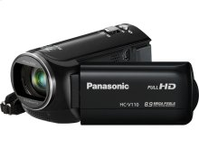 V110: Full HD Long Zoom Camcorder