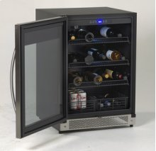 Model BCA57SSR - Beverage Cooler w/Stainless Steel Door Frame