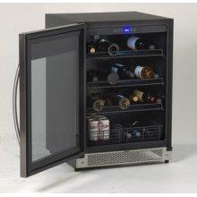 Model BCA57SSR - Beverage Cooler w/Stainless Steel Door Frame