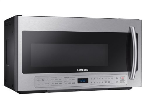 2.1 cu. ft. Over The Range Microwave with Ceramic Enamel Interior