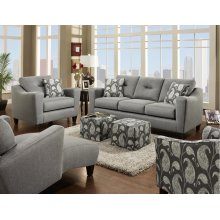 APEX CINDER SOFA AND LOVESEAT