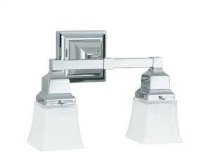 M Series Light MLLWS Double Sconce Product Image