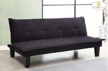 Elegant Lounger Sofa: 69 x 34.75 x 31H Bed: 69 x 39.5 x 14H