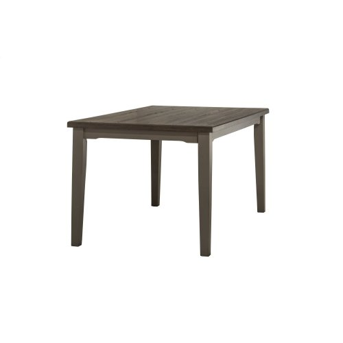Clarion 5-piece Rectangle Dining Set With Side Chairs - Distressed Gray