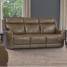 Perkins Picket Power Sofa
