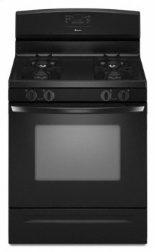5.0 cu. ft. Self-Cleaning Gas Range
