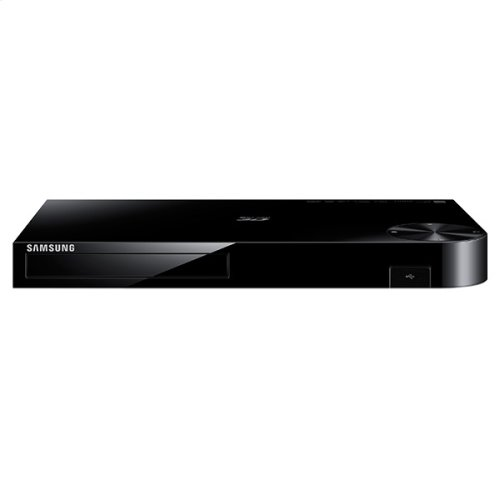 New Smart 3D Blu-ray Disc® Player With Built-in Wi-Fi