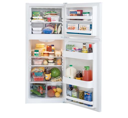 apartment sized refrigerator. Ft. Top Freezer Apartment-Size Refrigerator Apartment Sized